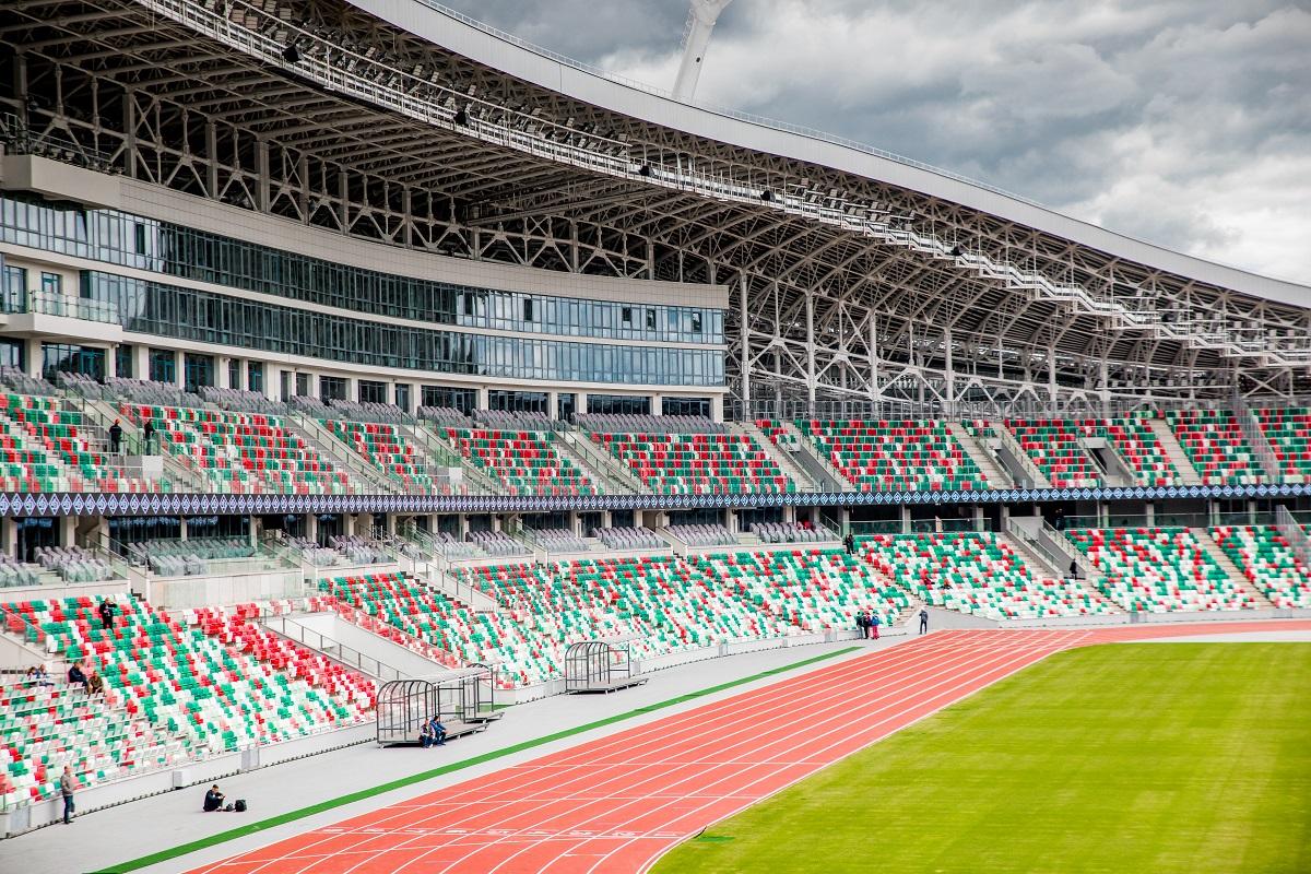 Схема стадиона динамо минск фото 728