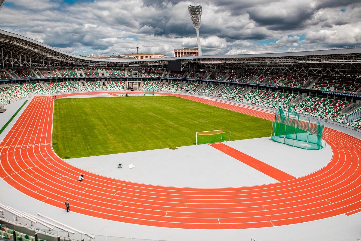 Схема стадиона динамо минск фото 201