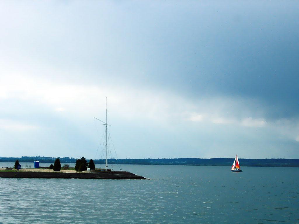 Минское море. Фото